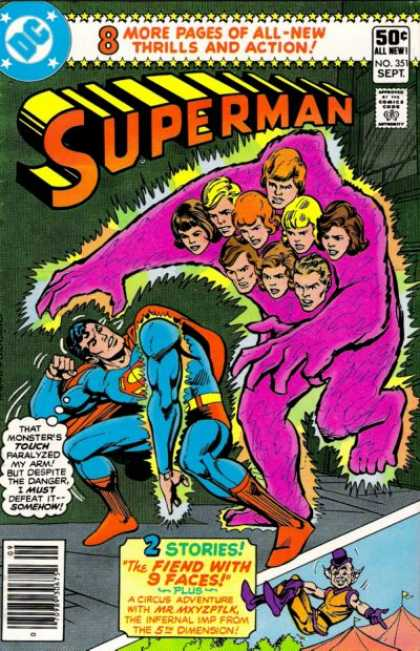 Superman 351 - Dick Giordano, Ross Andru