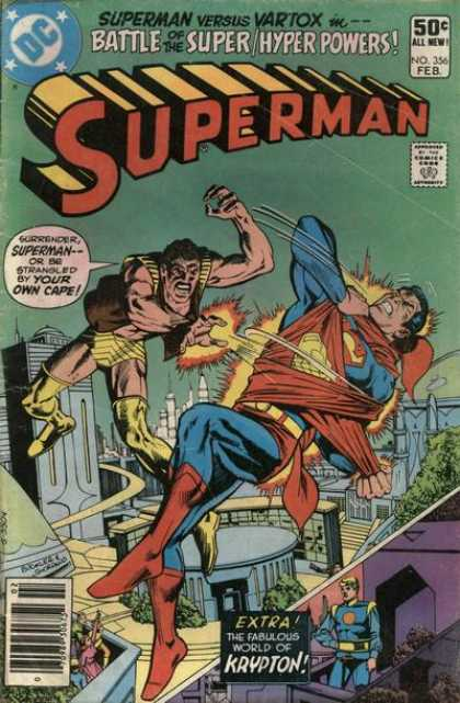 Superman 356 - Dick Giordano, Richard Buckler