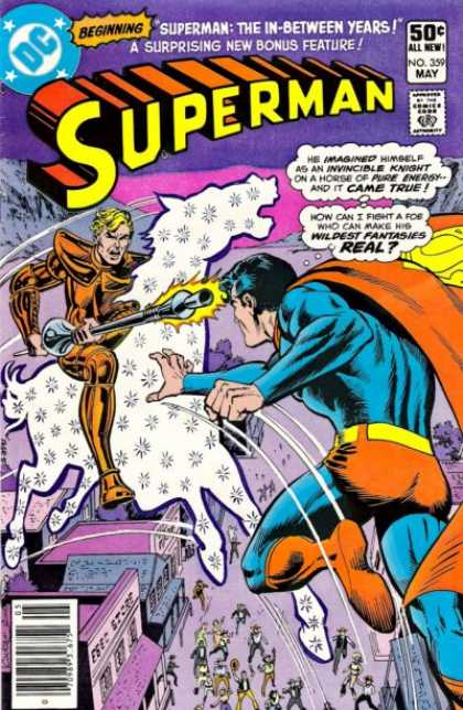 Superman 359 - Dave Cockrum, Dick Giordano