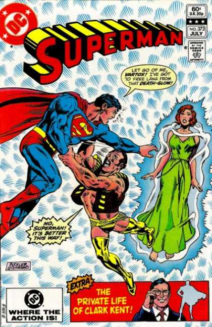 Superman 373 - Dick Giordano, Richard Buckler