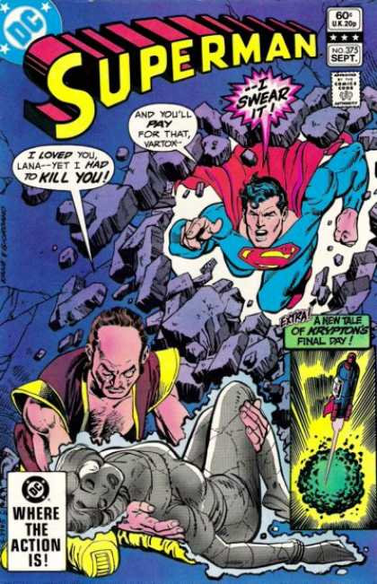 Superman 375 - Dick Giordano