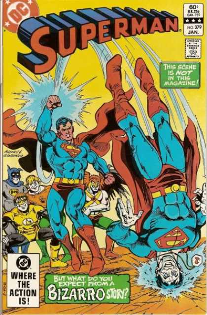 Superman 379 - Dick Giordano, Ross Andru