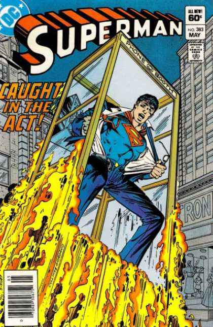 Superman 383 - Dick Giordano