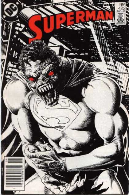 Superman 422 - Brian Bolland