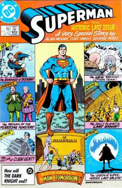 Superman 423 - Curt Swan, Murphy Anderson