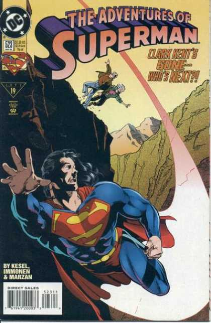 Superman 523 - Dc - The Adventures - 523 - Kesel - Immonen