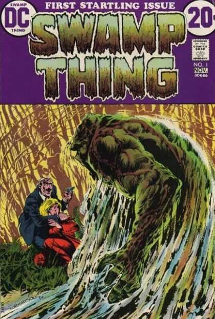 Swamp Thing 1 - Bernie Wrightson