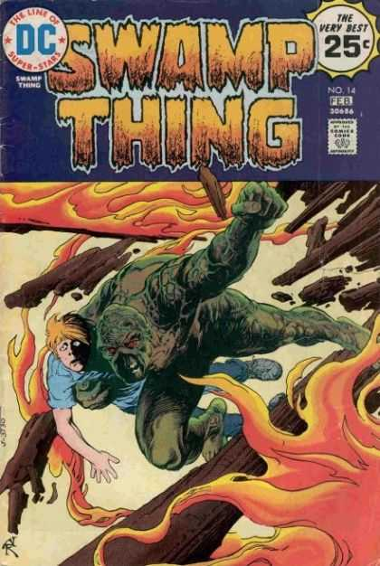 Swamp Thing 14 - David Mack, Nestor Redondo