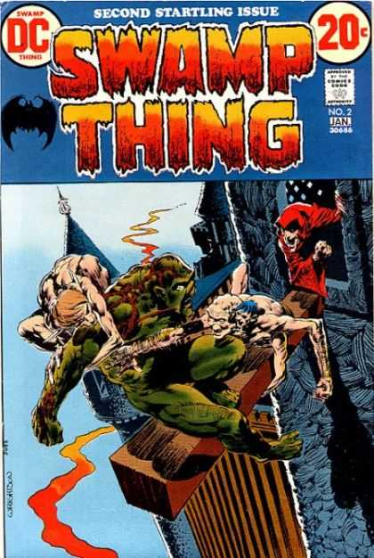 Swamp Thing 2 - Bernie Wrightson