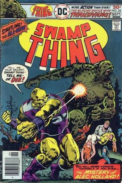Swamp Thing 24 - Eric Powell, Ernie Chan