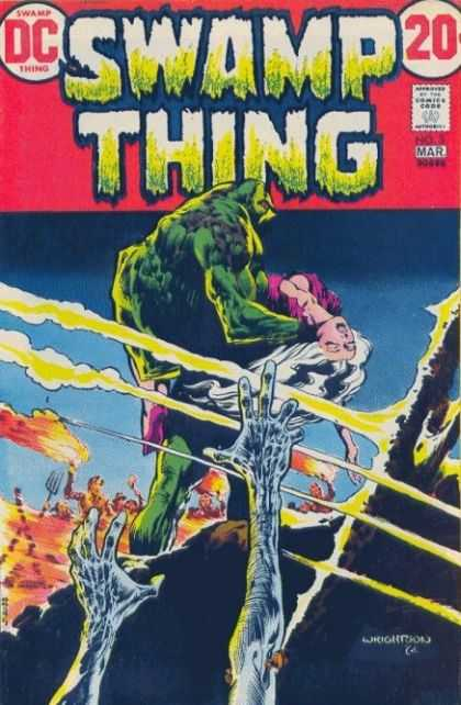 Swamp Thing 3 - Bernie Wrightson