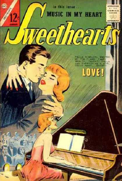 Sweethearts 69 - Sweethearts - Music In My Heart - Love - You Make Me Make Beautiful Music - Kiss Me