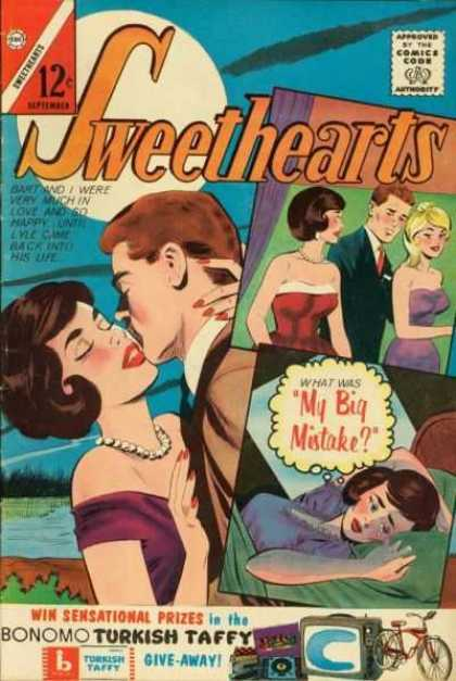 Sweethearts 73 - Romance - What Was My Big Mistake - Bart - Lyle - Dresses