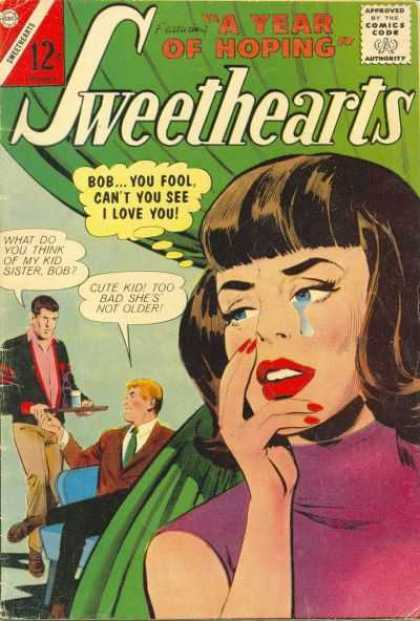 Sweethearts 84 - Year Of Hoping - Crying - Lipstick - Nails - Bob