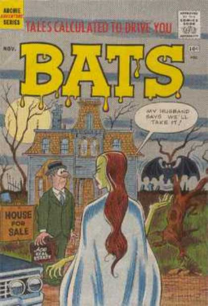 Tales Calculated to Drive You Bats 7