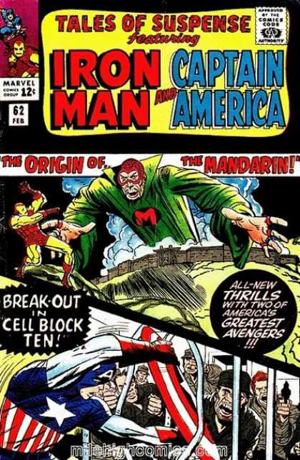 Tales of Suspense 62 - Dick Ayers, Jack Kirby