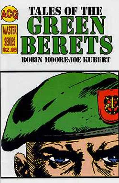 Tales of the Green Berets 1