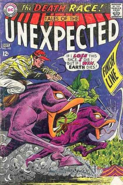 Tales of the Unexpected 102 - Carmine Infantino, George Roussos