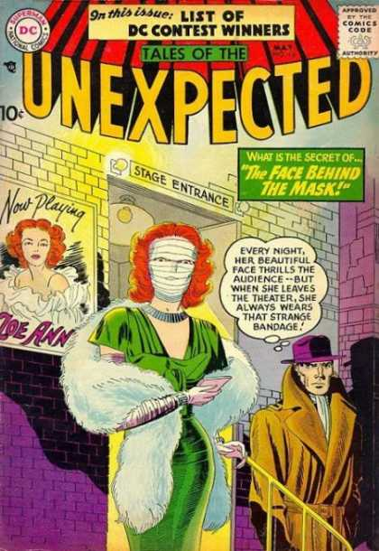 Tales of the Unexpected 13 - Zoe Ann - Jack Kirby