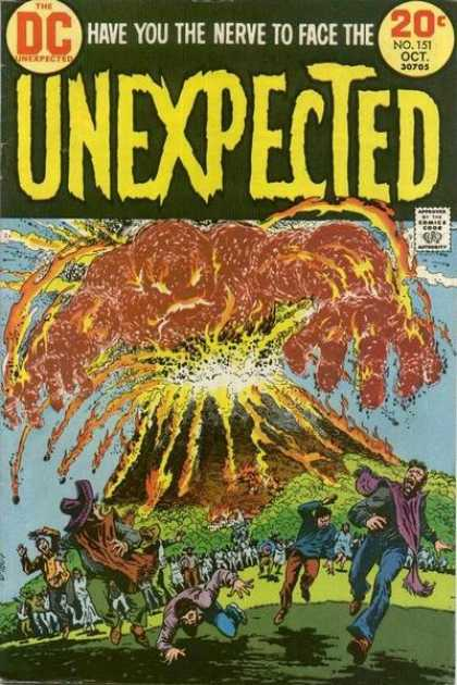 Tales of the Unexpected 151 - Explosion - People