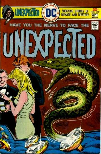 Tales of the Unexpected 172 - Snake - Ring