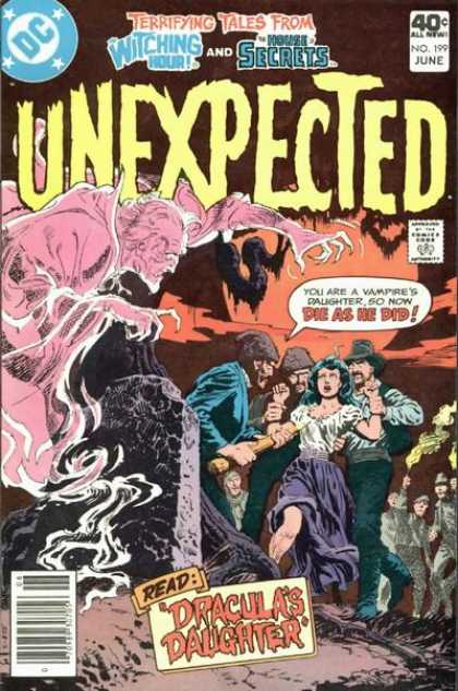 Tales of the Unexpected 199 - Dracula