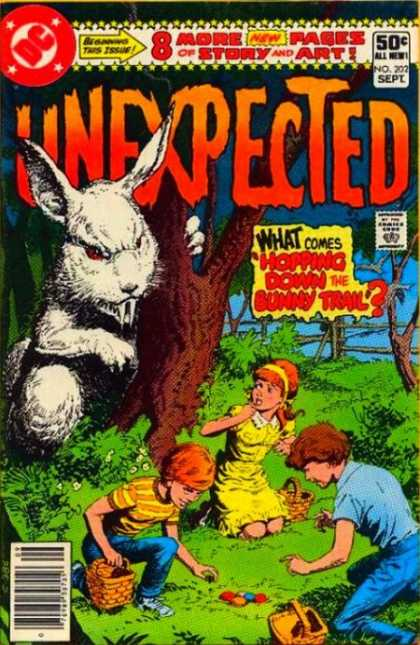 Tales of the Unexpected 202 - Rabbit