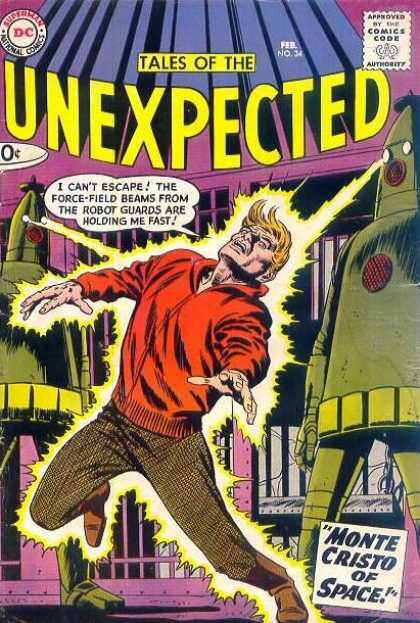 Tales of the Unexpected 34 - Surprising - Exciting - Adventure - Electrifying - Weird
