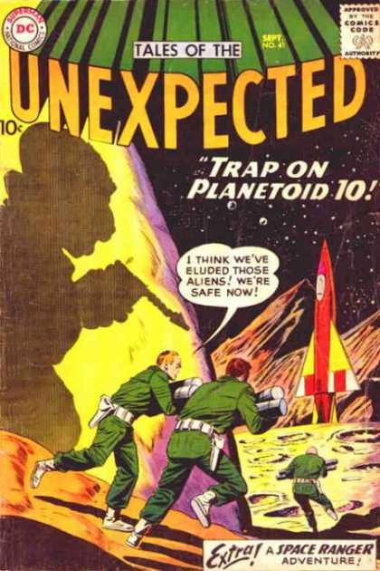 Tales of the Unexpected 41 - Sheldon Moldoff