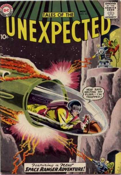Tales of the Unexpected 43 - Spaceship