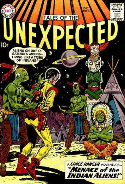 Tales of the Unexpected 44 - Sheldon Moldoff