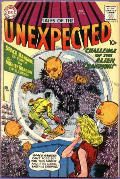 Tales of the Unexpected 46 - Sheldon Moldoff
