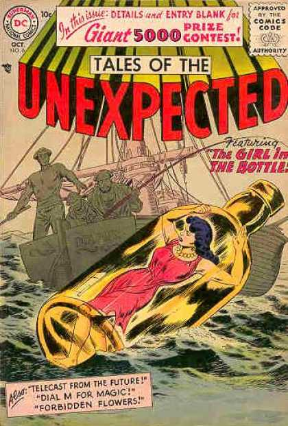 Tales of the Unexpected 6 - Alex Sinclair, Bill Sienkiewicz