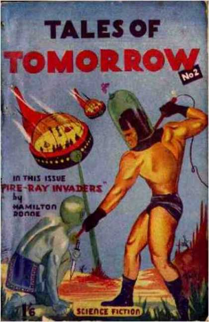 Tales of Tomorrow - 10/1950