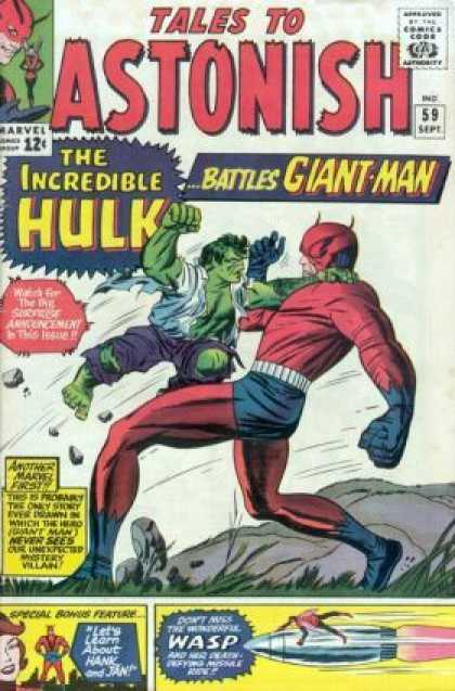 Tales to Astonish 59 - Jack Kirby