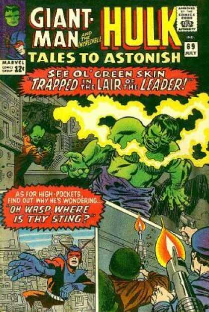 Tales to Astonish 69 - Jack Kirby