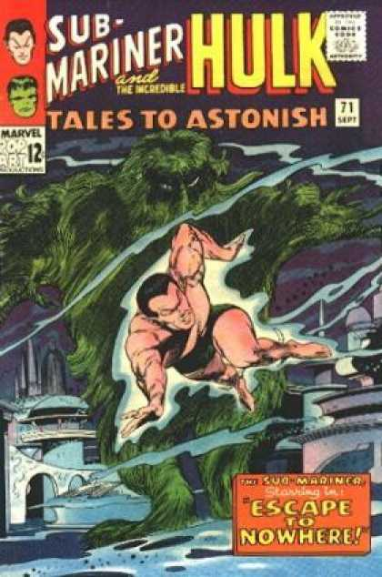 Tales to Astonish 71 - Gene Colan