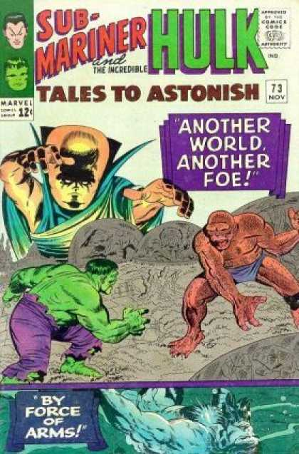 Tales to Astonish 73 - Gene Colan, Jack Kirby