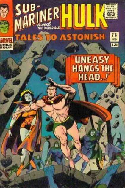Tales to Astonish 76 - Gene Colan