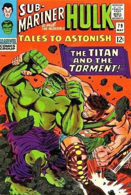 Tales to Astonish 79 - Jack Kirby