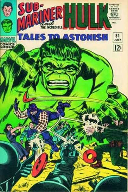Tales to Astonish 81 - Jack Kirby