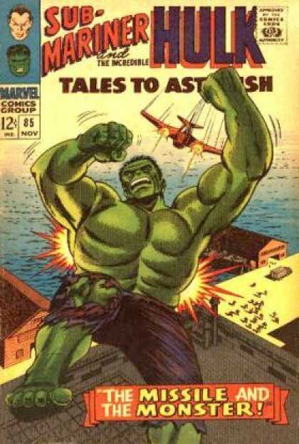 Tales to Astonish 85 - Jack Kirby
