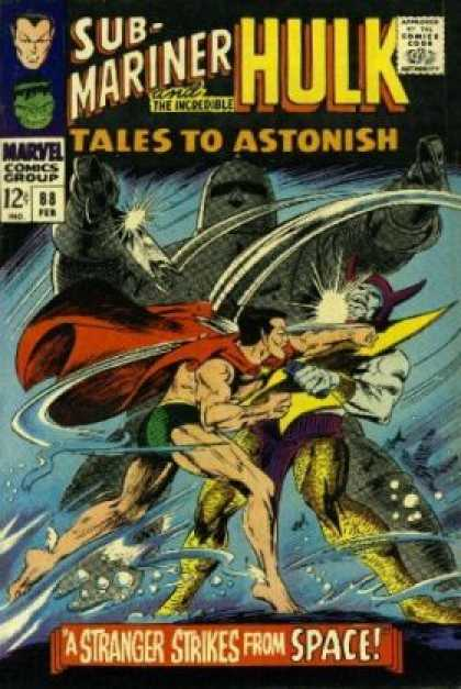 Tales to Astonish 88 - Gene Colan
