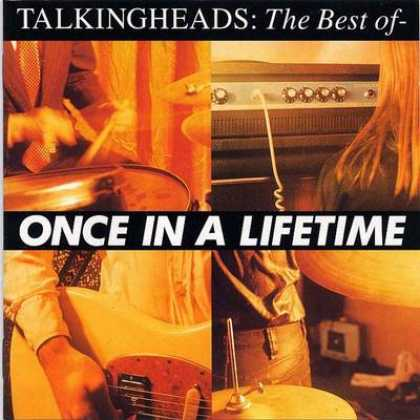 Talking Heads - Talking Heads - The Best Of Once In A Lifetime