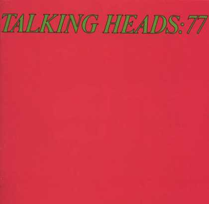 Talking Heads - Talking Heads - 77