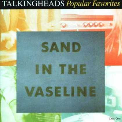 Talking Heads - Talking Heads Sand In The Vaseline