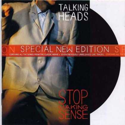 Talking Heads - Talking Heads Stop Making Sense - Special New ...