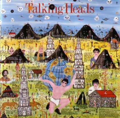 Talking Heads - Talking Heads - Little Creatures