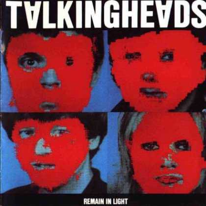 Talking Heads - Talking Heads - Remain In Light