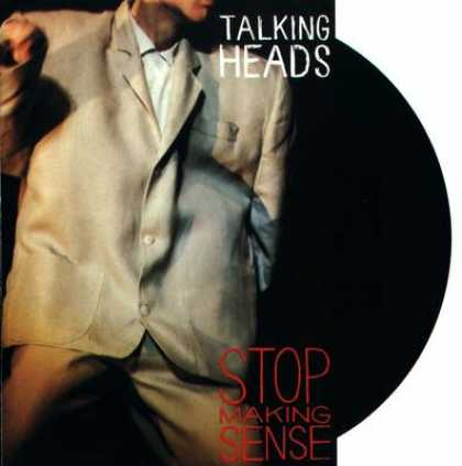 Talking Heads - Talking Heads Stop Making Sense